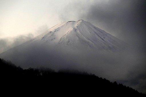 Mt Fuji, Japan, Landscape, Lake Kawaguchi, Natural