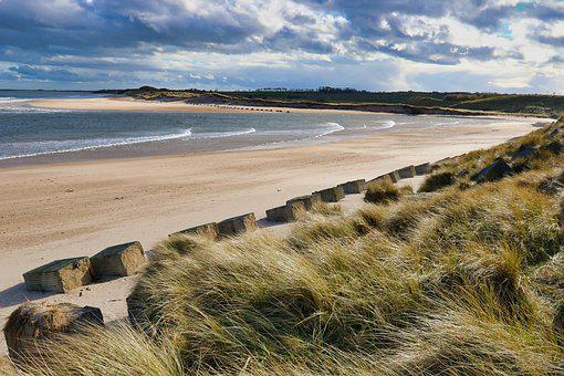 Sea, Sand, Beach, Water, Ocean, Summer, Nature