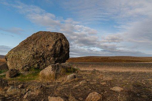 Landscape, Nature, Stone, Rock, Iceland, Coast