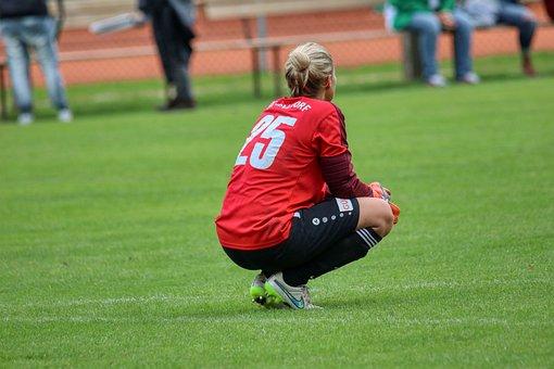 Goalkeeper, Women's Football, Women, Ladies Football