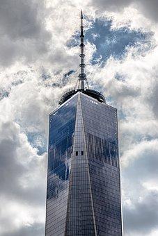 New York, Usa, Manhattan, City, America, Architecture