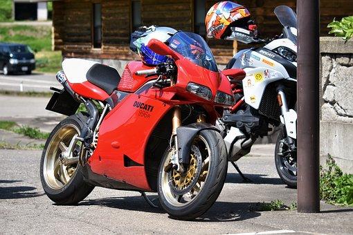 Traffic, Vehicle, Bike, Motor Cycle, Ducati, 996r