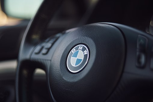 Bmw, Steering Wheel, Bmw 5, E39, The Interior Of The