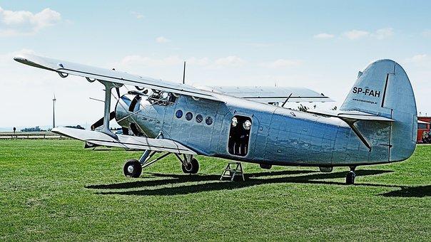 Double Decker, Antonov An-2, Flugshow, Aircraft