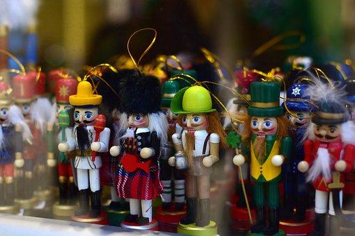 Toys, Poland, Easter, Market, Cute, Krakow, Holiday