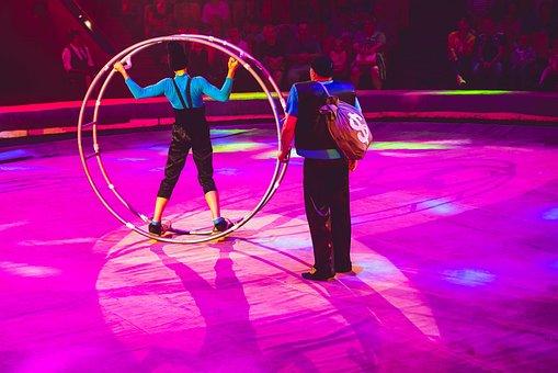 Acrobats, Circus, Acrobat, Balance, Entertainment, Show