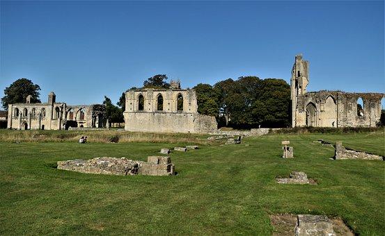 Historic Building, King Arthur, Arch Ways, Old