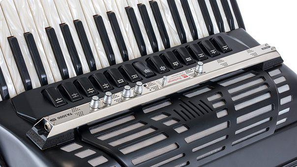 Accordion, Microphone System, Microphone