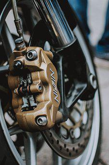 Motorcycle, Detail, Technology, Motor, Details, Vehicle