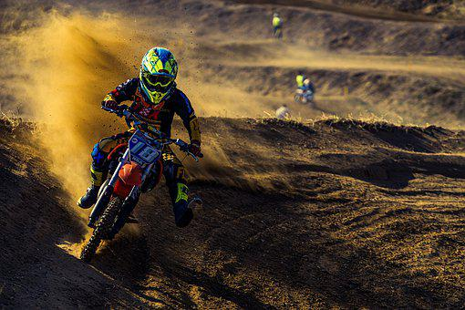 Bike, Racing, Motocross, Motorsport, Motorcycle, Sport