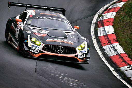 Motorsport, Racing Car, Race Track, Sport, Nürburgring