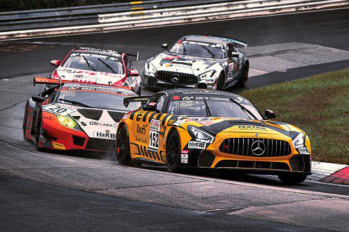 Car Racing, Motorsport, Racing Car, Mercedes, Sport