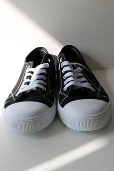 Shoe, Shoes, Fashion, Sneakers, Feet, Pair, Legs