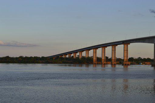 Bridge, Rio, San Francisco, Chico, Old, Lapa, Bahia