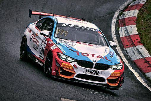 Car Racing, Motorsport, Racing Car, Bmw, Sport