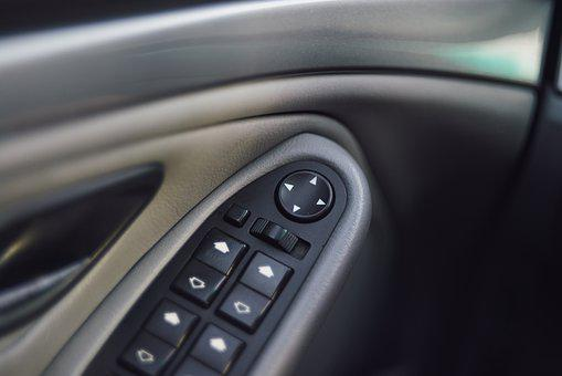 Bmw, Buttons, Bmw 5, E39, The Interior Of The
