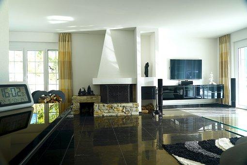 Villa, House, Architecture, Building, Real Estate