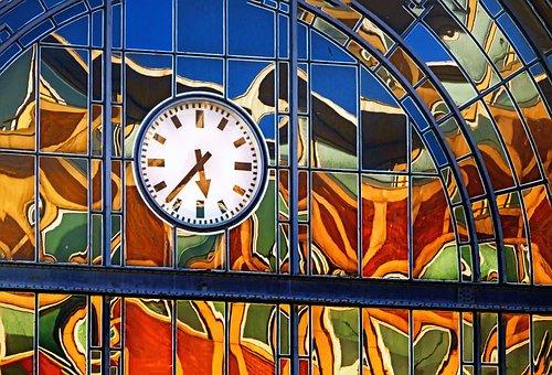 Architecture, Reflection, City, Facade, Window