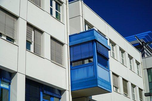 Architecture, Modern, Building, Window, Urban