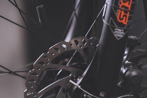 Bike, Brake, Brake Disc, Frame, Spokes, Mountain Bike