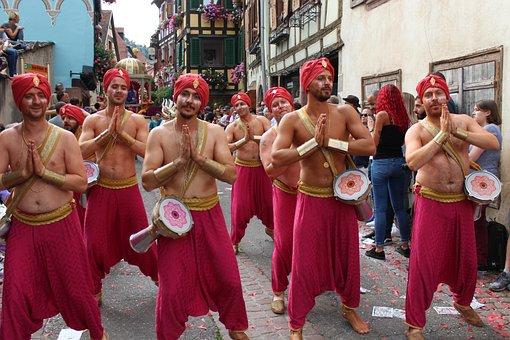Festival, India, Festivity, Carnival, Celebration