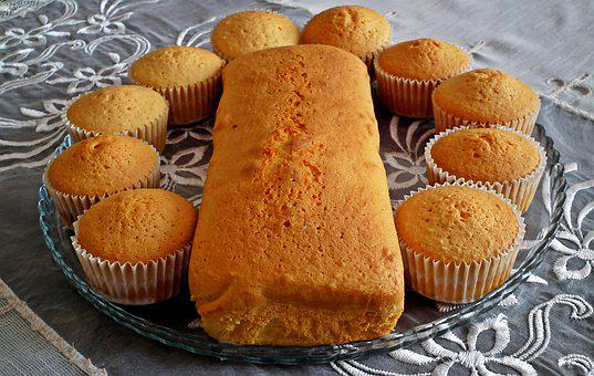 Cakes, Muffins, His Grandmother, Food, Delicious