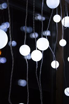 Glow, Balls, Sphere, Light, Decoration, Round, Orb