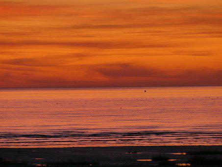 Sky, Color, Landscape, Nature, Horizon, Clouds, Colors
