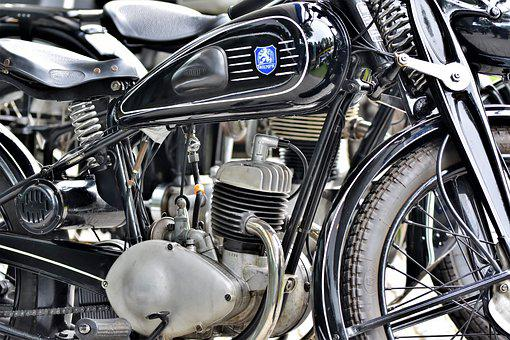Motorcycle, Triumph, Motor, Two Wheeled Vehicle