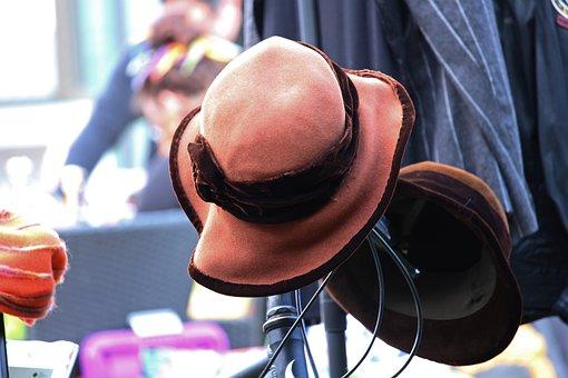 Hat, Women's Hat, Nostalgia, Vintage, Headwear, Fashion