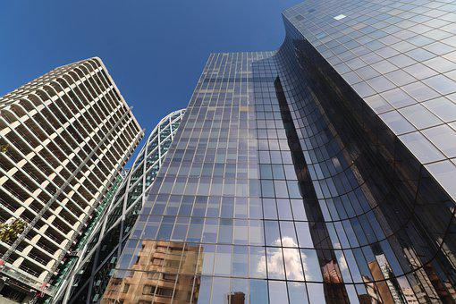 Contemporary Architecture, Architecture, Glass, Steel