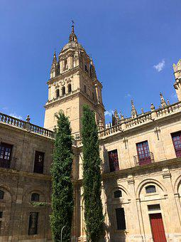 Salamanca, Architecture, Spain, Cathedral, Art