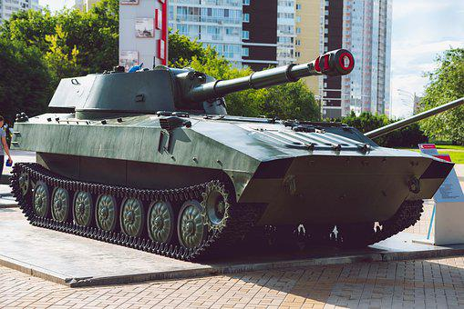 Battle Tank, War, Army, Military, Armament, Hard