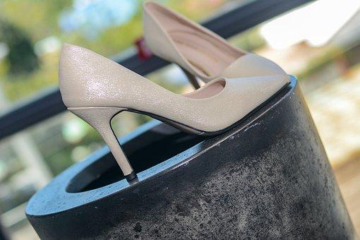 Wedding, Shoes, Bride Shoes, Marriage, Bridal, Sandals