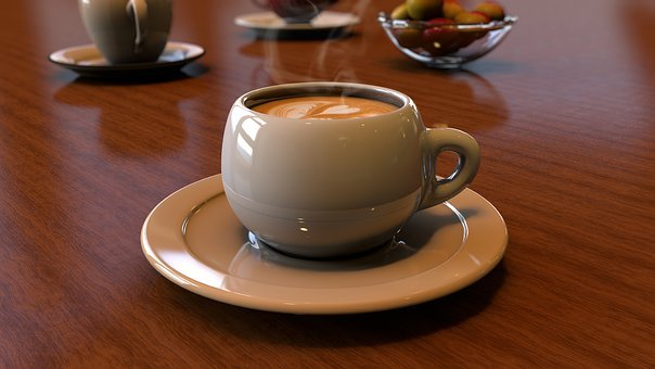 Coffee, Decoration, House, Table, Restaurant, Drink