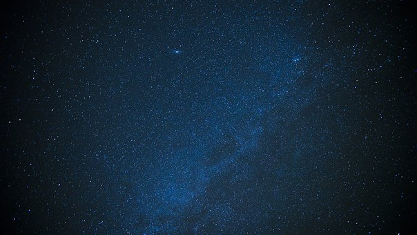 Stars, Night Sky, Milky Way, Universe, Dark, Astronomy