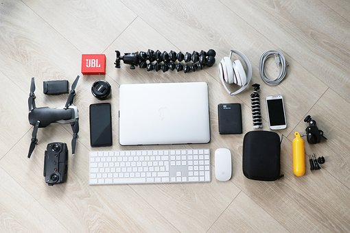 Gadgets, Technology, Laptop, Mobile Phone, Business