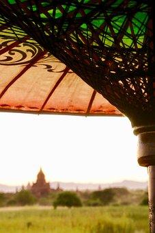Asia, South-east Asia, Burma, Myanmar, Bagan, Old Bagan