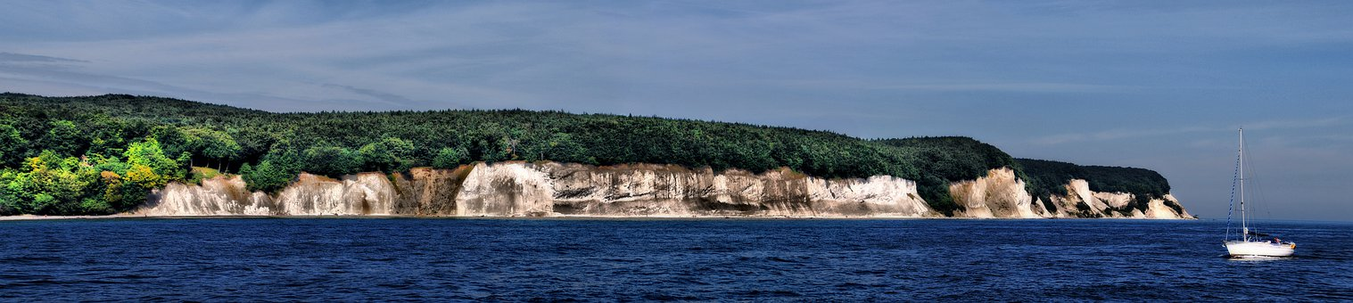 Sea, Ocean, Baltic Sea, Water, Beach, Nature, Vacations