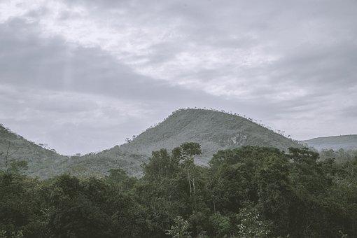 Mountain, Landscape, Nature, Peak, Adventure