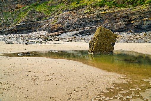 Beach, Rock, Water, Pools, Water Pool, Rocks, Coast