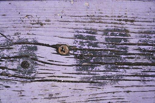 Wood-fibre Boards, Purple, Wood, Pattern, Color, Ground
