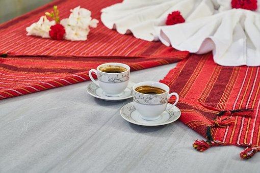 Coffee, Cup, Caffeine, The Drink, Breakfast, Aroma