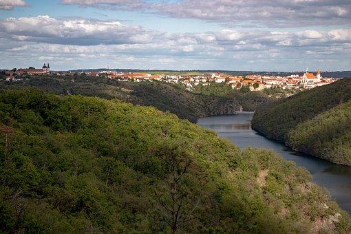 Znojmo, Czech, Moravia, Architecture, Moravské