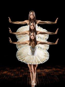 Ballet, Performance, Female, Women, Girls, Pretty