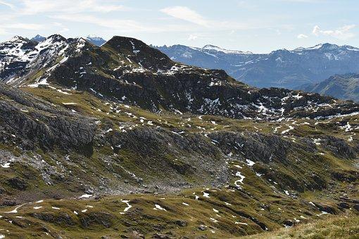 Mountain, Mountains, Nature, Landscape, Green, Alpine