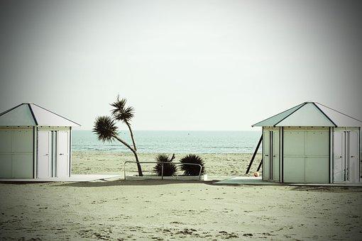 Italy, Grado, Mediterranean, Sea, Beach, Adriatic Sea