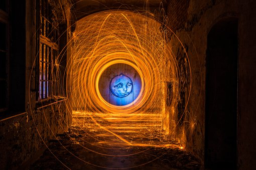 Belitz, Long Exposure, Light Art Photography, Lapp