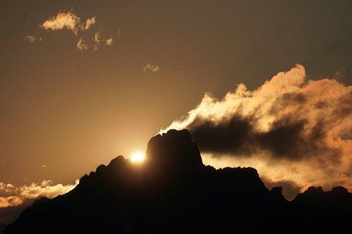 Picos De Europa, Senda Del Cares, Spain, Mountain