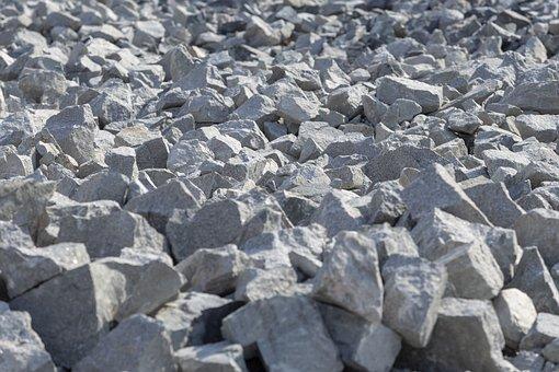 Granite, Stones, Rock
